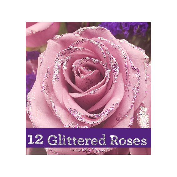 Beautiful-pink-glitter-roses-by-flowerama