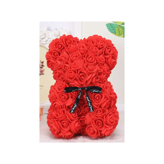 Rose Bear artificial